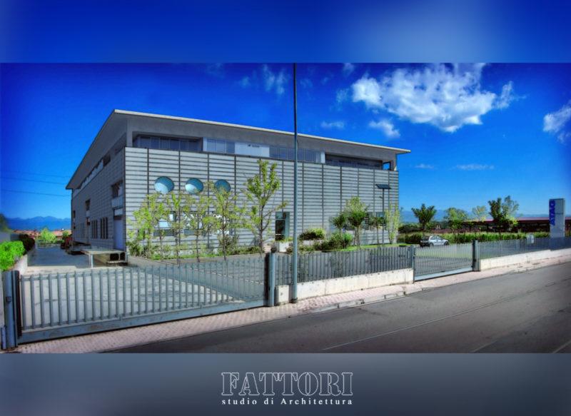 Studio di Architettura Fattori Fausto - Atag / Cosmod - progettazione nuova sede_2