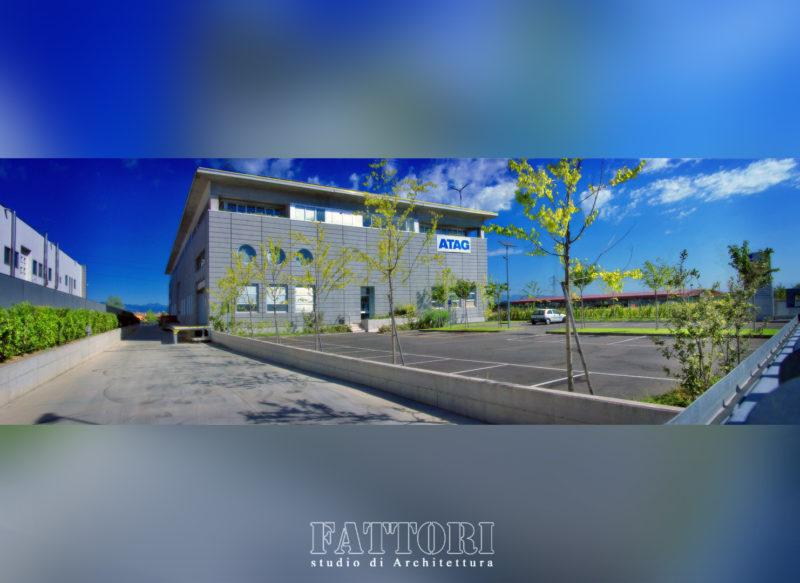 Studio di Architettura Fattori Fausto - Atag / Cosmod - progettazione nuova sede_3