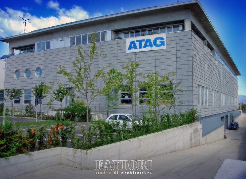 Studio di Architettura Fattori Fausto - Atag / Cosmod - progettazione nuova sede_1