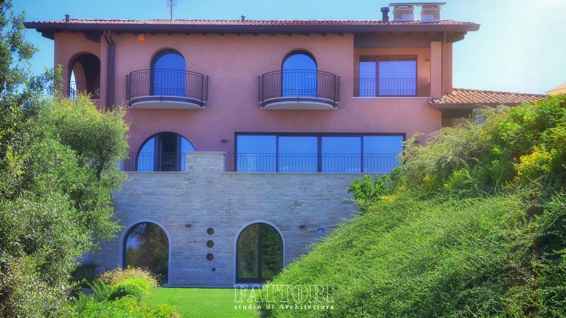 Studio di Architettura Fattori Fausto_progettazione ville residenziali_10