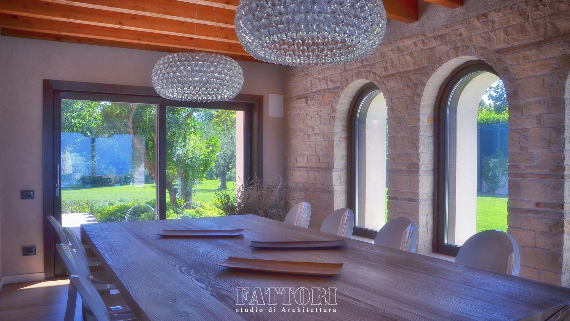 Studio di Architettura Fattori Fausto_progettazione ville residenziali_15