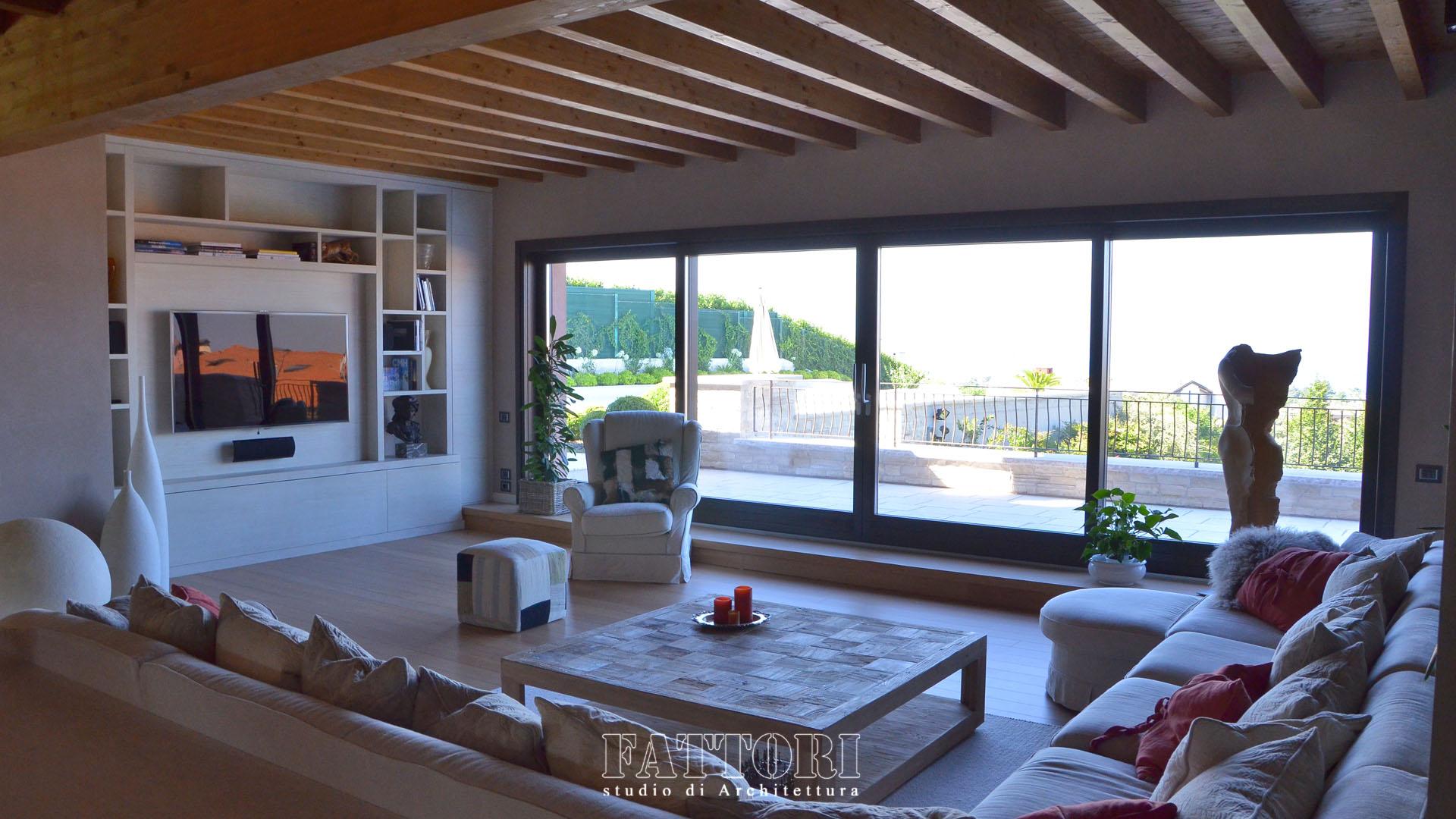Studio di Architettura Fattori Fausto_progettazione ville residenziali_17
