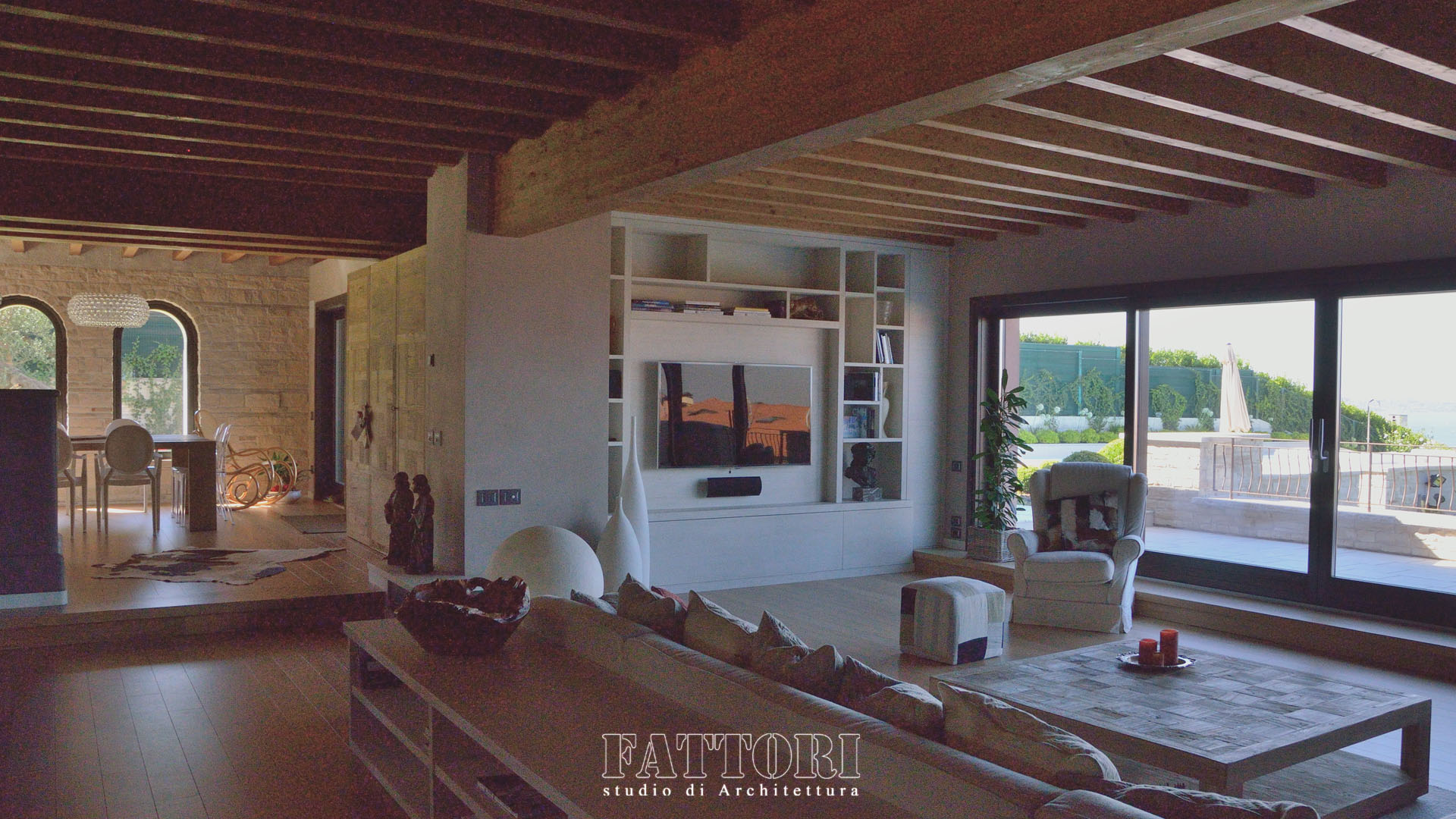 Studio di Architettura Fattori Fausto_progettazione ville residenziali_18