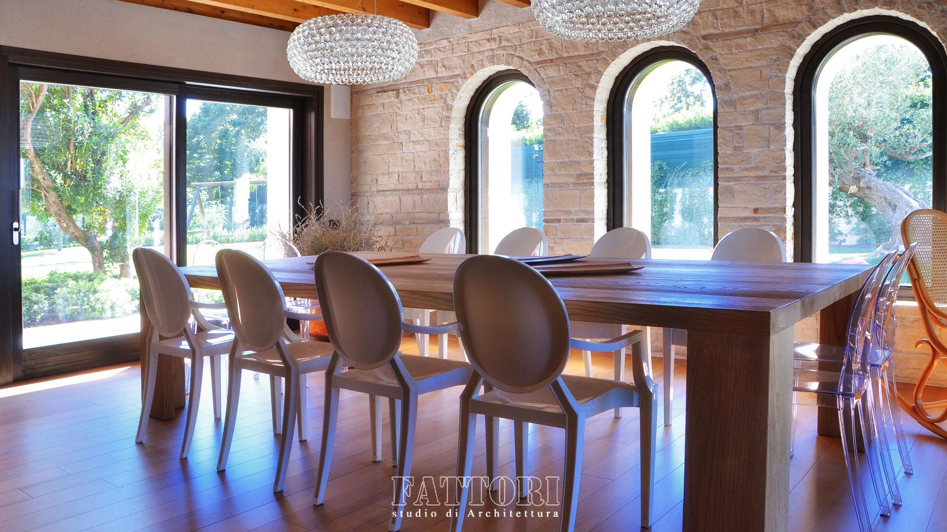Studio di Architettura Fattori Fausto_progettazione ville residenziali_3