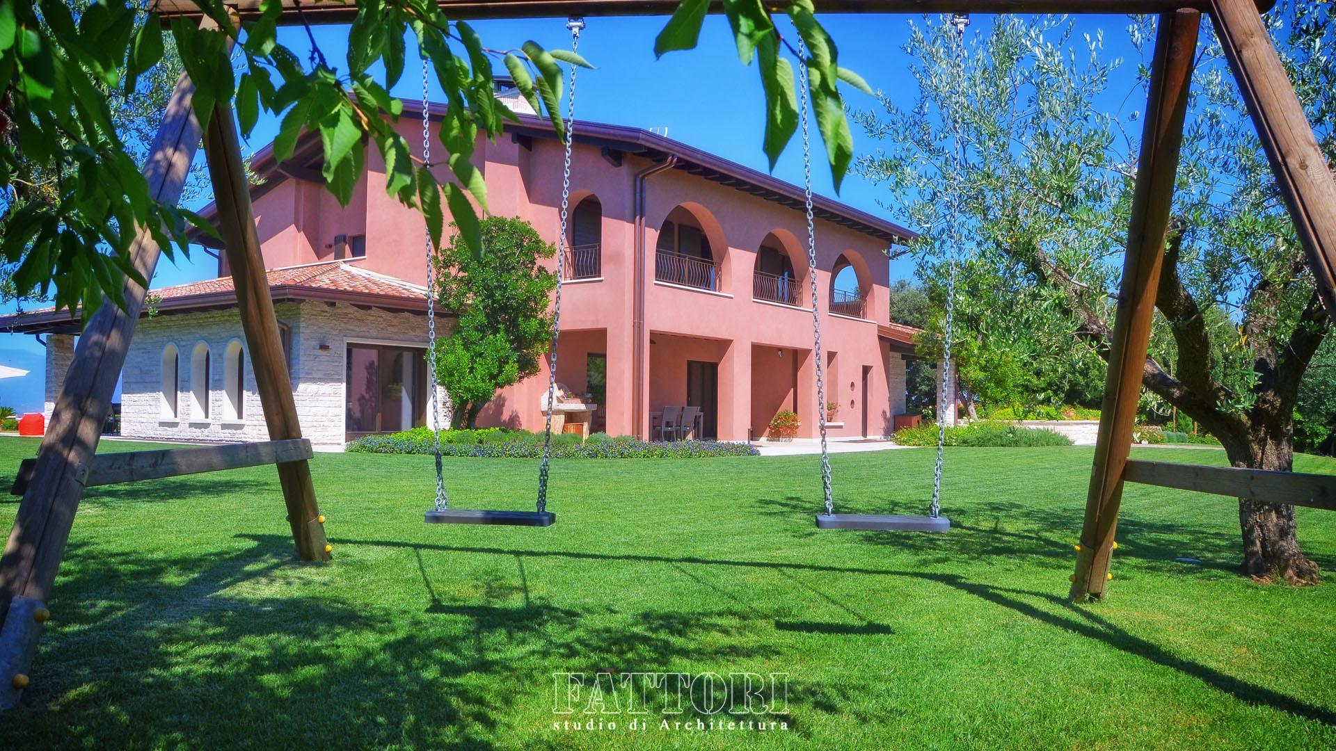 Studio di Architettura Fattori Fausto_progettazione ville residenziali_5
