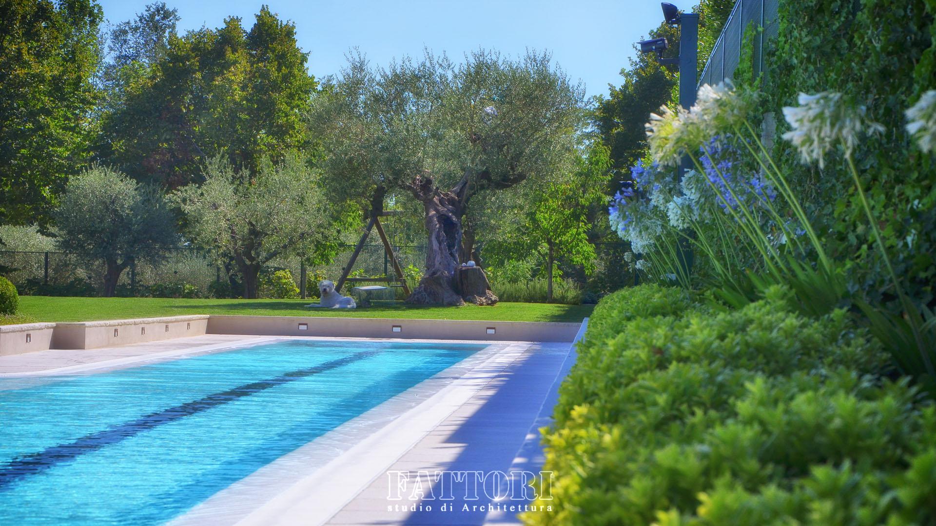 Studio di Architettura Fattori Fausto_progettazione ville residenziali_8